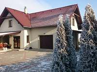 zimná idylka - Ivachnová