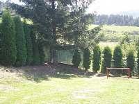 Záhrada - ihrisko.