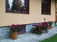 Chata Slávka-Tatranská Strba