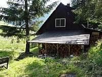 Chata k pronajmutí - dovolená Nízké Tatry rekreace Vyšná Boca