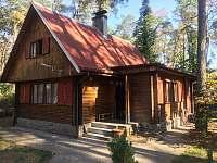 Chata k pronajmutí - dovolená v Okolí Prahy