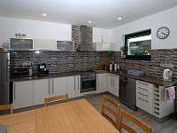 Kuchyň v přízemí - Jablonná nad Vltavou