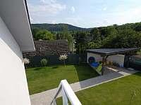 Pohled z patra - Jablonná nad Vltavou