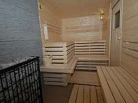 Sauna - Jablonná nad Vltavou