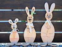 Velikonoční výzdoba - Jablonná nad Vltavou