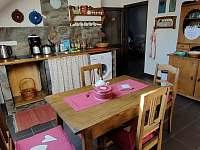 kuchyň - Kutná Hora - Kaňk