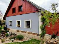 Chalupa ubytování v obci Habrkovice