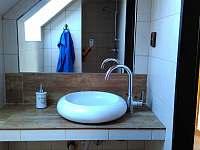 koupelna s toaletou - Milešov