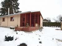 ubytování Střední Čechy na chatě k pronajmutí - Řevnice