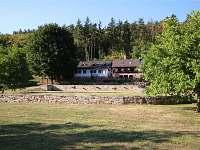 chata Olí - pronájem Sýkořice