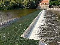 Řeka Berounka - Sýkořice