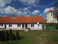 Chalupa k pronajmutí - dovolená  Slapská přehrada rekreace Louňovice pod Blaníkem