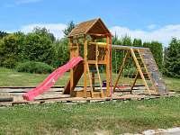 Dětské hřiště - Vysoký Chlumec