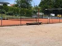 volejbalové hřiště - chatky k pronájmu Vysoký Chlumec