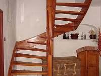 Schody do podkroví, Ubytování u Pražanů