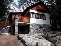 ubytování na Táborsku Chata k pronájmu - Žebrákov