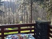 Snídaně na terase - Žebrákov