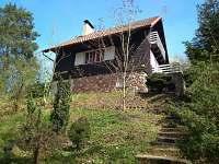 Chata k pronajmutí - Zbečno Střední Čechy