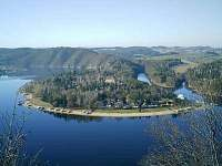 Dovolená pro rybáře na Vltavě: Apartmán na horách - Slapy - Ždáň