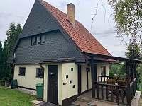 Chata Vlastějovice s terasou - ubytování Vlastějovice