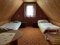 ložnice podkroví 2 patro - Vlastějovice