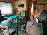 OP s jídelnou přízemí - chata k pronajmutí Vlastějovice