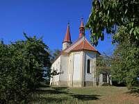 Milínský kostel - pronájem chalupy Příbram - Milín