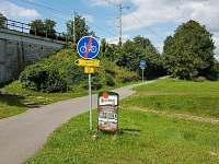 cyklostezka Hrobce-Roudnice