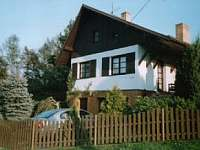 Županovice Slapská přehrada - chata k pronajmutí - 3