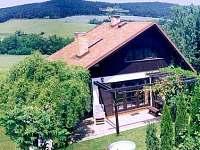 ubytování na chatě k pronájmu Županovice Slapská přehrada