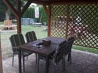 Pergola - chata k pronájmu Kostomlátky - Doubrava