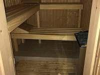 Finská sauna - Zaječov