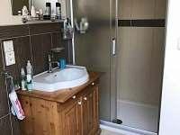 Koupelna s WC s v patře - Zaječov