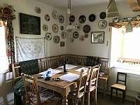 Kuchyň s jídelnou - Zaječov