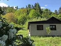 Chata k pronajmutí - dovolená Rakovnicko rekreace Lašovice