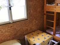 Ložnice - palanda - chata k pronajmutí Lašovice