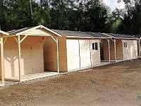 ubytování Kotoučov v chatkách