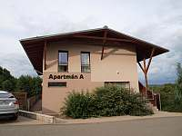 Apartmán na horách - Monínec