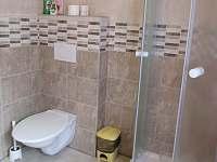 koupelna - chata ubytování Ohrazenice