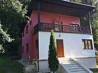 Chata ubytování v obci Růžkovy Lhotice