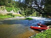 Chata k pronájmu - chata - 43 Tichonice - Pelíškův Most