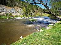 jez - Tichonice - Pelíškův Most