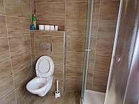 koupelna - pronájem chaty Ohrazenice