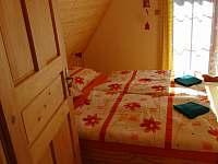 horní ložnice 1 - chata k pronájmu Ohrazenice