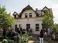 Penzion Čtrnáctka - ubytování Rataje nad Sázavou