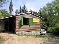 Chata k pronajmutí - Županovice