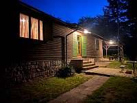 Petrův zdar - chata ubytování Županovice