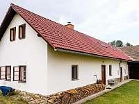 ubytování na Benešovsku Chalupa k pronajmutí - Stupčice
