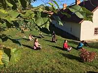 meditace na chalupě - k pronájmu Stupčice