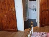 Koupelna - chalupa k pronájmu Městečko u Chotýšan